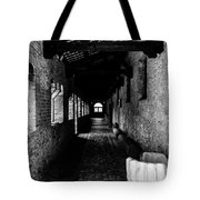 The Ancient Cloister 3 Tote Bag