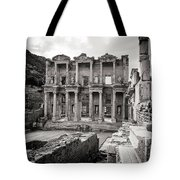 The Ancient Library Tote Bag