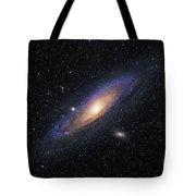 The Andromeda Galaxy Tote Bag