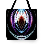 The Angel Of Art Tote Bag