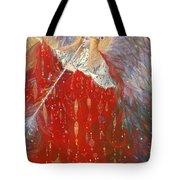 The Angel Of Life Tote Bag