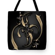 The Angelic Cross Tote Bag