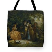 The Anglers Repast Tote Bag