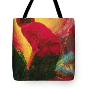 The Annunciation - Bganc Tote Bag