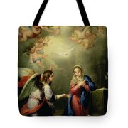The Annunciation Tote Bag