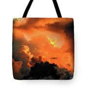 The Answer Is Out There Tote Bag