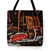 The Antiquarian Tote Bag