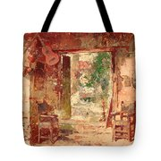 The Antiquarian's Shop Tote Bag