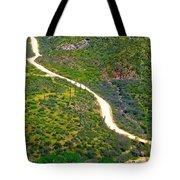 The Apache Trail Tote Bag