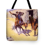 The Apaches Tote Bag