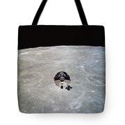 The Apollo 10 Command And Service Tote Bag