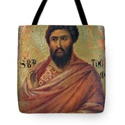 The Apostle Bartholomew 1311 Tote Bag