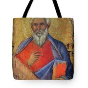 The Apostle Matthew 1311 Tote Bag