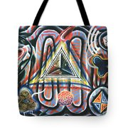 The Apparition Tote Bag