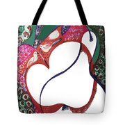 The Apple And Pear Tote Bag