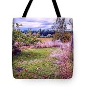 The Apple Never Falls Far From The Tree Tote Bag