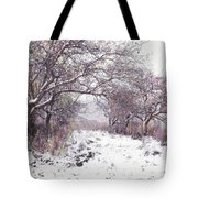 The Apples Of Rattlesnake Vale Tote Bag