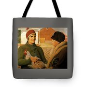 The Appraisal Tote Bag