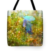 The Approach Of Autumn Tote Bag