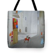 The Arabian Market Tote Bag