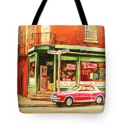 The Arcadia Five And Dime Store Tote Bag