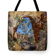 Golden Gully Gold Mine Tote Bag