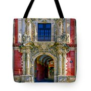 The Archbishop's Palace Of Seville Tote Bag