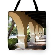 The Arches Mission Santa Ines Tote Bag