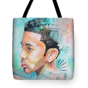 The Architect In Me Tote Bag
