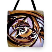 The Architectonic Autobiography Tote Bag
