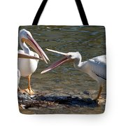 The Argument Tote Bag