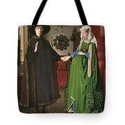 The Arnolfini Marriage Tote Bag