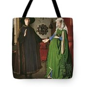 The Arnolfini Marriage Tote Bag