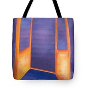 The Arrival Tote Bag by Judy Henninger