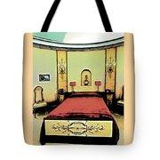 The Art Deco Bedroom Tote Bag