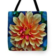 The Art In Flowers 2 Tote Bag