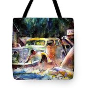 The Art Installation Tote Bag