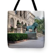 The Art Institute Of Chicago - 3 Tote Bag