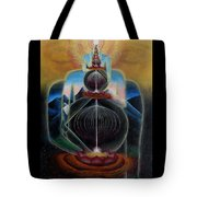 the Art of Acceleration Tote Bag
