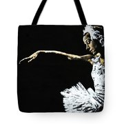The Art Of Grace Tote Bag