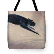 The Art Of Movement Tote Bag