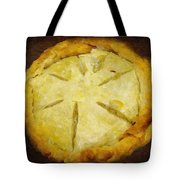 The Art Of The Pie Tote Bag
