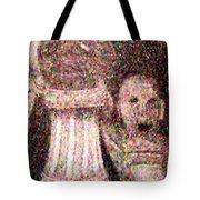 The Art Teacher Tote Bag