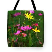 The Artistic Side Of Nature Tote Bag
