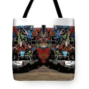 The Artist's House Tote Bag