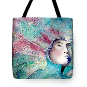 The Artist's Mind  Tote Bag