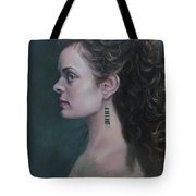 The Artist's Muse Tote Bag