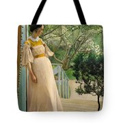 The Artist's Wife Tote Bag