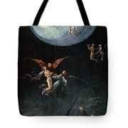 The Ascent Of The Blessed Hieronymus Bosch Tote Bag