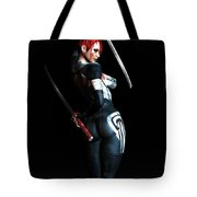 The Assassin's Code Tote Bag